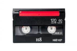 Hi8-Kassette
